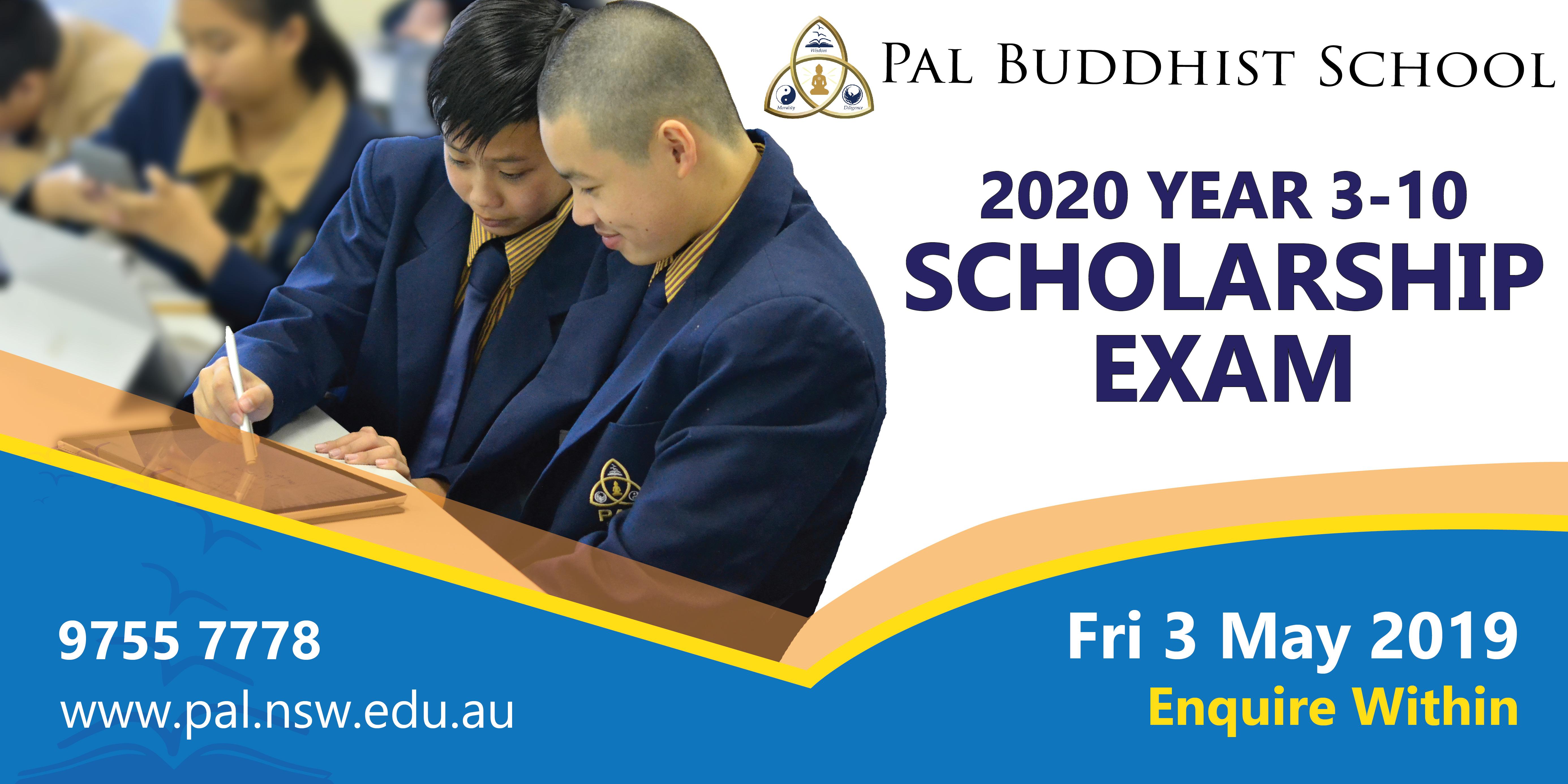 Pal Buddhist School | Year 3-12